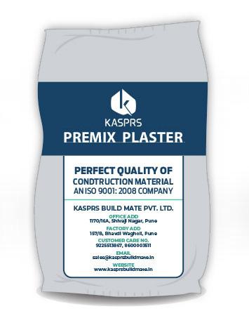 Kaspers Premix Plaster